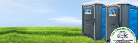 Rollstuhlgerechte </br>Toilettenkabinen