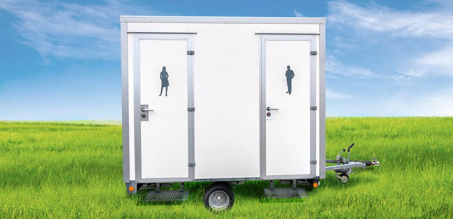 Picolo WC Wagen